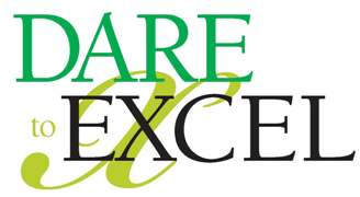Dare to Excel logo